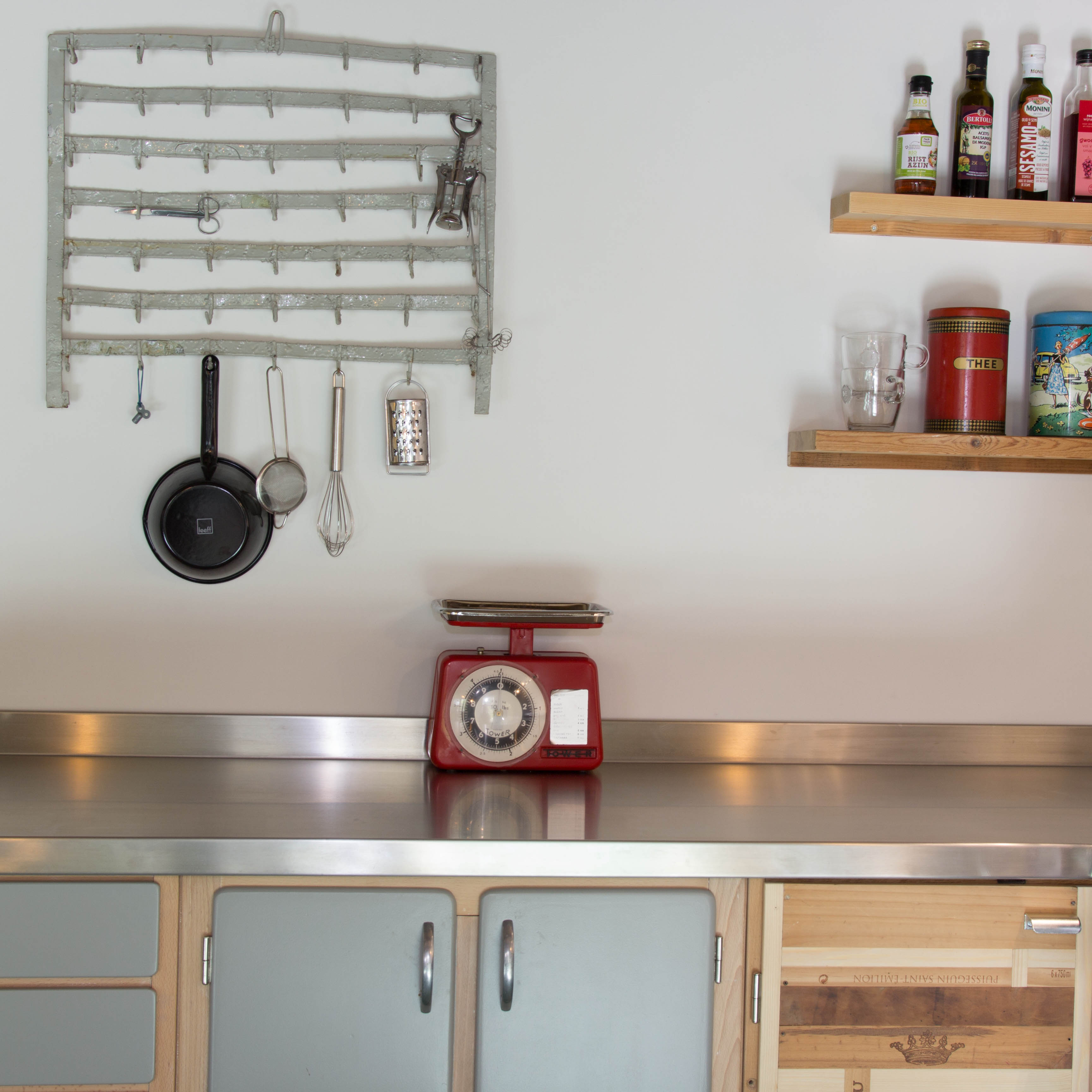 Duurzaam en op maat gemaakte keuken